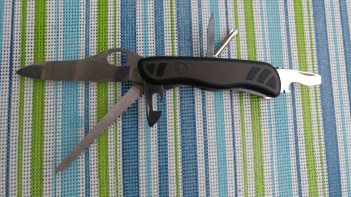 Alle Werkzeuge Victorinox Soldatenmesser