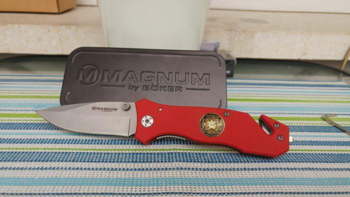Magnum Fire Dept Aussehen