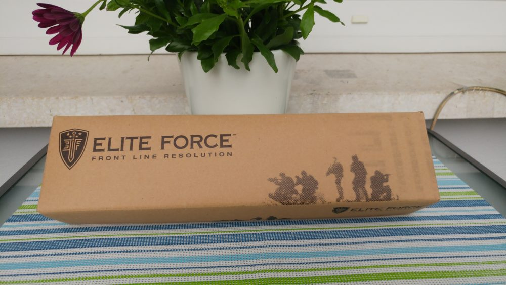 Verpackung Elite Force Outdoormesser